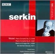 Mozart: Piano Concertos Nos. 14 & 21; March No. 1, K335; German Dances, K571