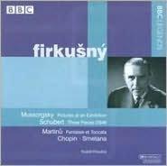 Firkusny plays Mussorgsky, Schubert, Martinu, Chopin & Smetana