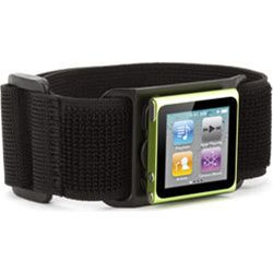 AeroSport for iPod nano (6th generation) - Black/Grey