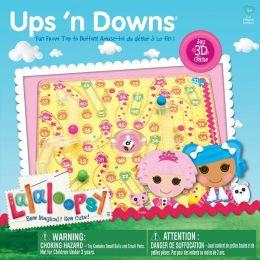 Lalaloopsy 3D Ups and Downs Game