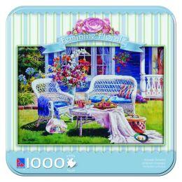 Puzzle Tin - Feminine Florals1000 PCS