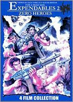 Expendables 2: Zero Heroes - 4 Film Collection