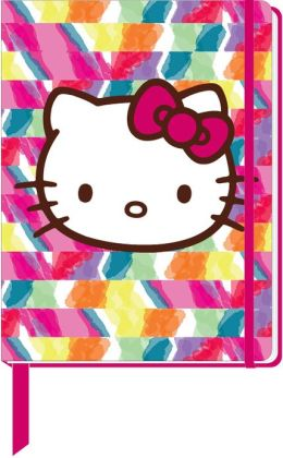 Hello Kitty Pink Iconic Bound Lined Journal 6