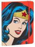 Product Image. Title: Wonder Woman Iconic Bound Lined Journal 6'' X 8''