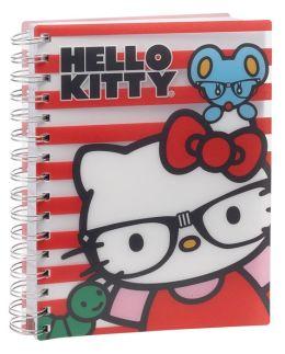 Hello Kitty Nerd Iconic Spiral Bound Journal 6