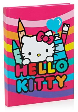 Hello Kitty Artist Bound Sketchbook 8