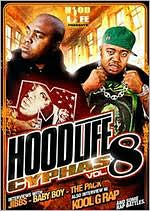 Hoodlife Cyphas, Vol. 8