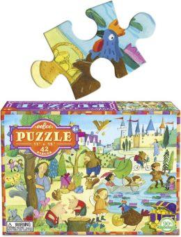 Mystery in the Forest 42 pc puzzle