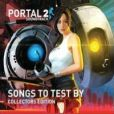 CD Cover Image. Title: Portal 2: Songs to Test By - Collectors Edition [Original Soundtrack], Artist: Mike Morasky