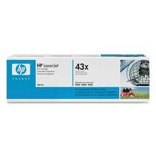 Hewlett-Packard HEWC8543X LaserJet Smart Print Cartridge- 30000 Page Yield- Black