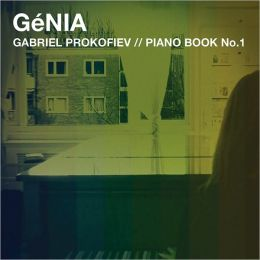 Gabriel Prokofiev: Piano Book No. 1