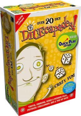 Dicecapades Quickplay Game