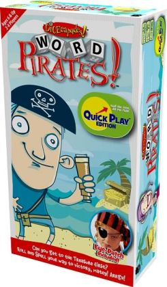 Word Pirates Quickplay Game