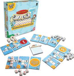 Dicecapades! Dice-T Board Game