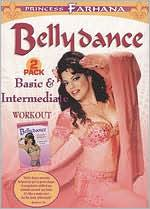 Princess Farhana: Bellydance - Basic & Intermediate