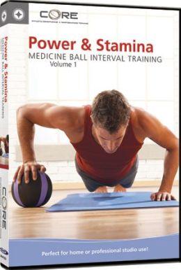 Power and Stamina: Medicine Ball Interval Training, Vol. 1