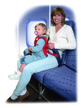 Baby B'air Toddler Travel Harness, Large-Toddler