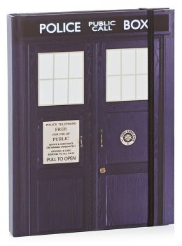 Doctor Who The Tardis Journal 6