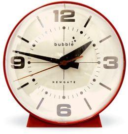 Bubble Alarm Clock - Red