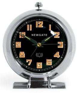 Black Dial Mustang Alarm Clock