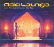 Asia Lounge: Asian Flavoured Club Tunes - 3rd Floor