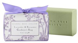 Lavender Gardener's Single Bar Soap
