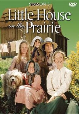 Little House On Prairie - Season 3
