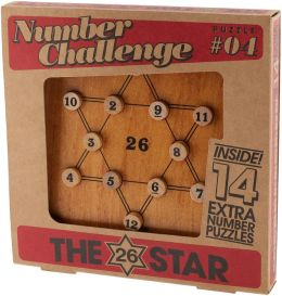 Number Puzzle The Star