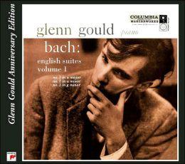 Bach: English Suites, Vol. 1
