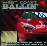 West Coast Ballin', Vol. 4