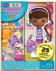 Product Image. Title: Doc McStuffins Dress Up 25 pc