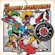 CD Cover Image. Title: The Further Adventures Of..., Artist: Joe Elliott's Down 'N' Outz
