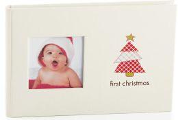 Baby's 1st Christmas Brag Book