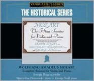 Mozart: Complete Sonatas for Violin and Piano