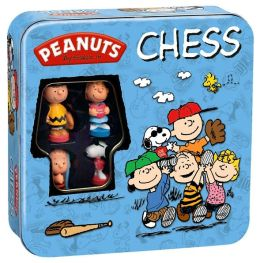 Peanuts Collectors Edition Chess