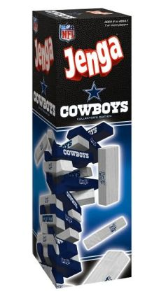 DALLAS- Cowboys Jenga
