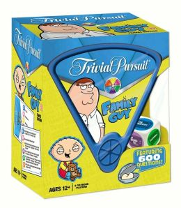 Family Guy Trivial Pursuit Travel Edition