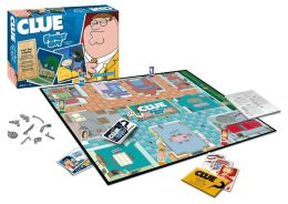 Family Guy Clue