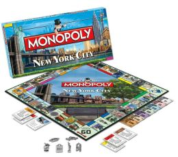 NEW YORK-Monopoly Collector Edition