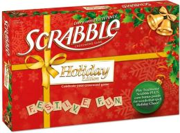 Scrabble Holiday Edition