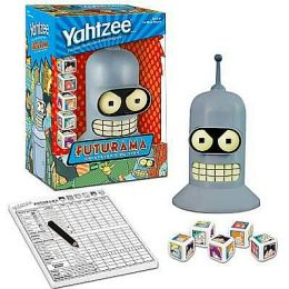 Futurama Collector's Edition Yahtzee