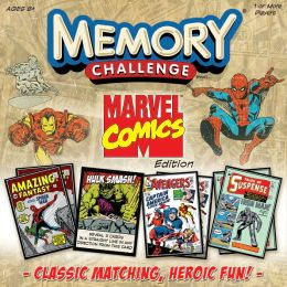 Memory: Marvel Comics Edition
