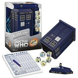 Doctor Who Collector's Edition Yahtzee
