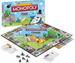 Adventure Time Collector's Monopoly