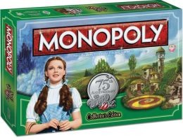 The Wizard of Oz Collector's Monopoly