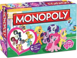 My Little Pony Collector's Monopoly