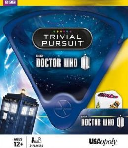 Trival Pursuit: Doctor Who Edition