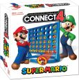 Product Image. Title: CONNECT 4: Super Mario