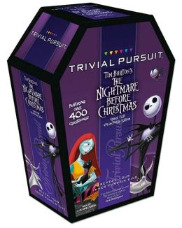 TRIVIAL PURSUIT: NIGHTMARE B4 XMAS 2010