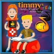 Sunday School & Action Songs, Vol. 5